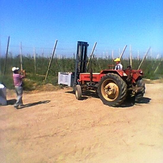 Traktör ön forklift imalatı (3)