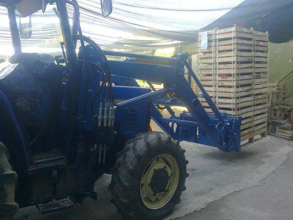 forklift traktör forklift imalatı