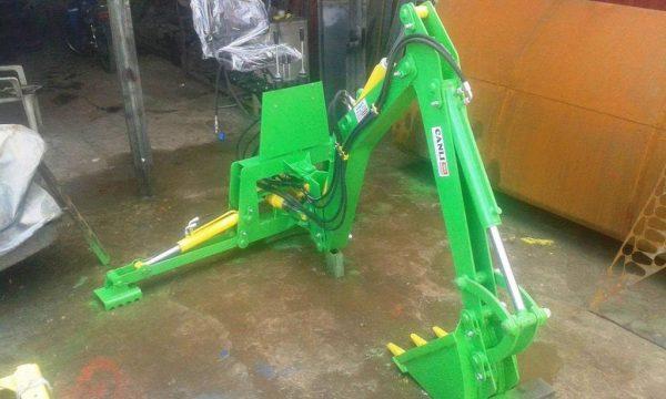 mini kanal kazıcı kepçe mini beko loder traktör arkası kazıcı (41)