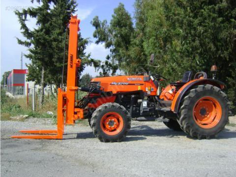 traktör önü forklif