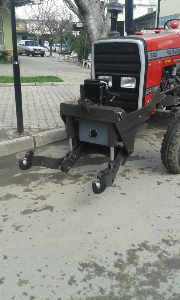 traktör ön hidrolik kol sistemi imalatı ödemiş