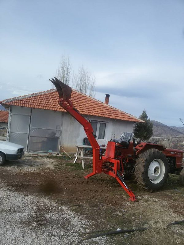 traktör arkası mini kazıcı yükleyici kepçe imalatı satılık ödemiş izmir