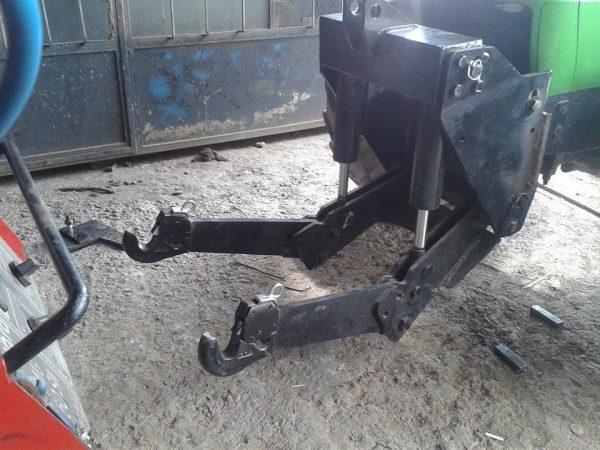 traktör hidrolik ön kol sistemi imalatı ödemiş
