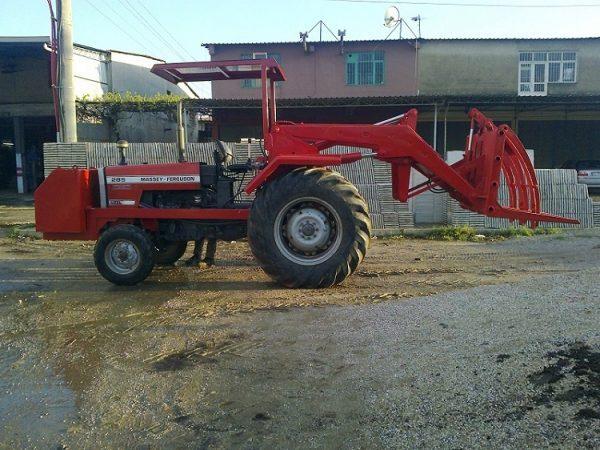 Tarım makinaları imalatı Ödemiş – İZMİR