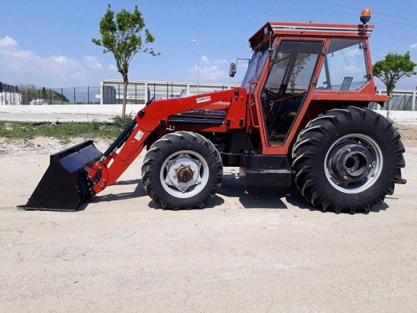 Traktör ön yükleyici kepçe (11)