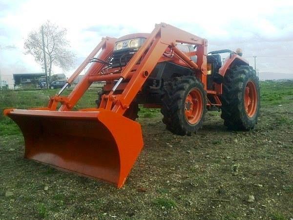 Traktör kepçe Kubota (34)