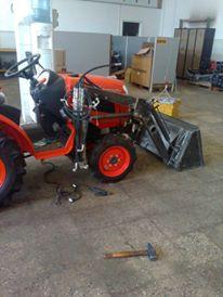 Traktör kepçe Kubota (6)