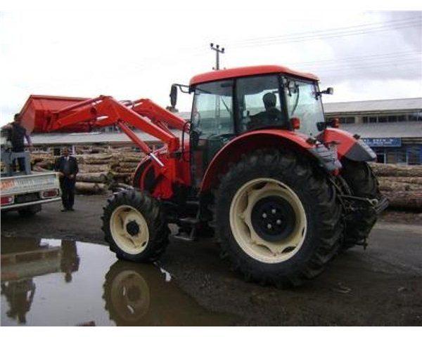 Traktör kepçe Zetor (5)