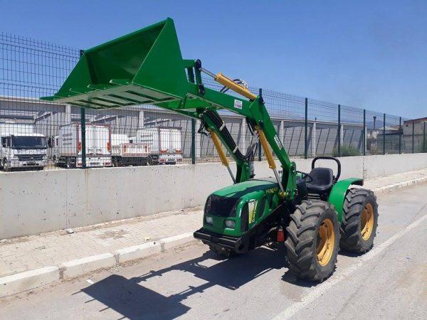 Traktör kepçe,bağ bahçe traktörü Ferrari (2)