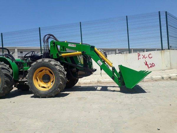 Traktör kepçe,bağ bahçe traktörü Ferrari (3)