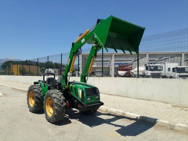 Traktör kepçe,bağ bahçe traktörü Ferrari (4)