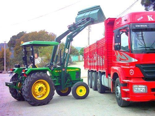 satılık traktör ön yükleyici kepçe traktör kepçe (11)