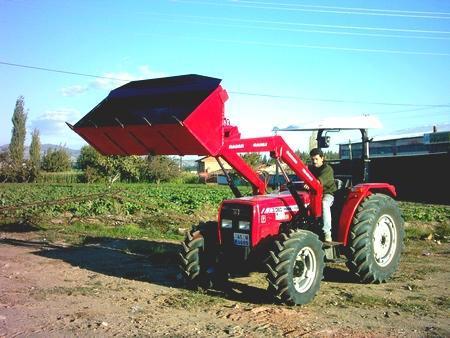 satılık traktör ön yükleyici kepçe traktör kepçe (5)