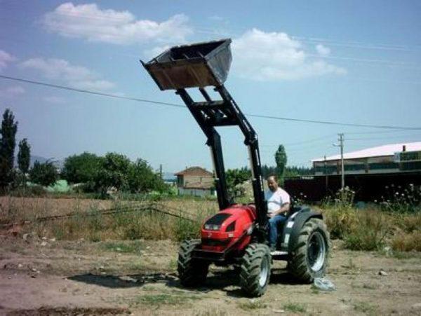 satılık traktör ön yükleyici kepçe traktör kepçe (7)