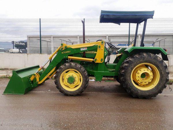 satılık traktör kepçe ön kepçe ön yükleyici kepçe (1)