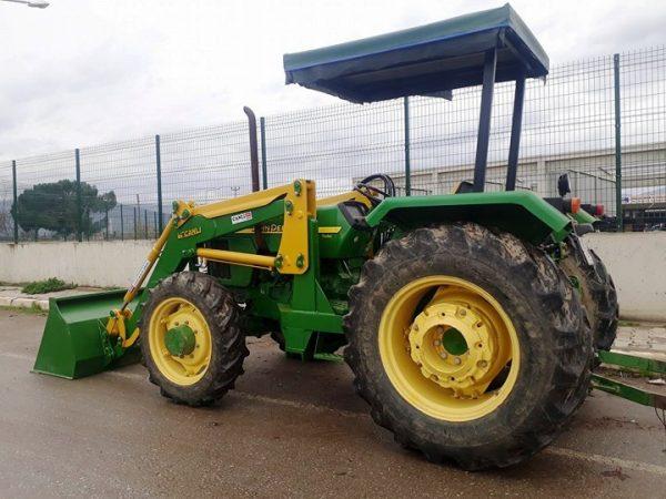 satılık traktör kepçe ön kepçe ön yükleyici kepçe (2)