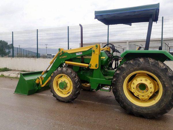 satılık traktör kepçe ön kepçe ön yükleyici kepçe (3)