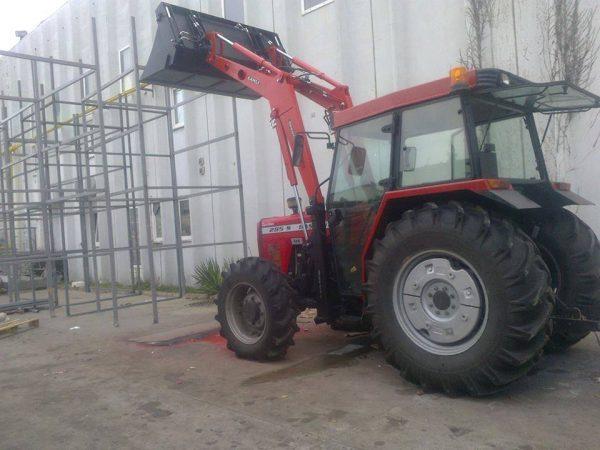 satılık traktör kepçe ön kepçe ön yükleyici kepçe imalatı (579) massey