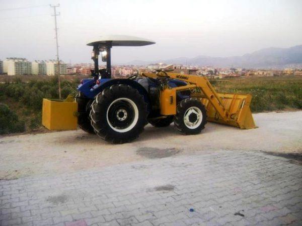 satılık traktör kepçe ön yükleyici kepçe (11)
