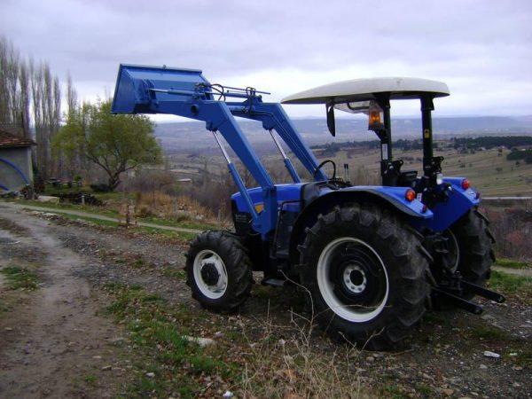 satılık traktör kepçe ön yükleyici kepçe (13)