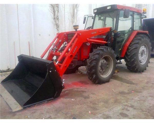 satılık traktör kepçe ön yükleyici kepçe (14)