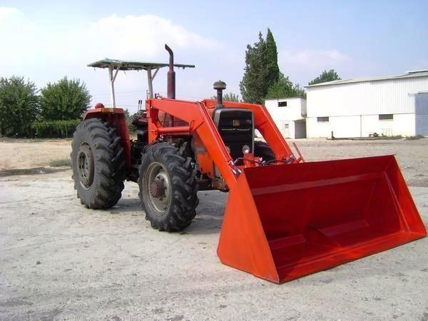 satılık traktör kepçe ön yükleyici kepçe (2)