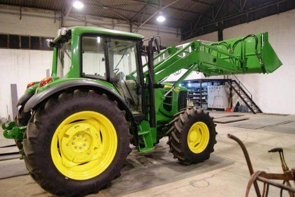 satılık traktör kepçe ön yükleyici kepçe (22)
