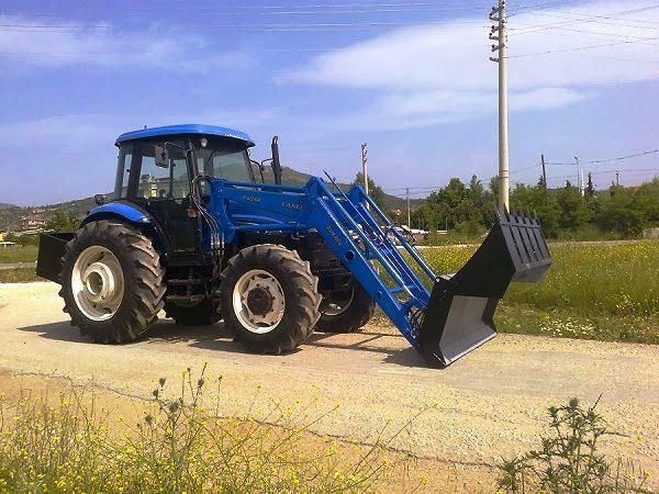 satılık traktör kepçe ön yükleyici kepçe (24)