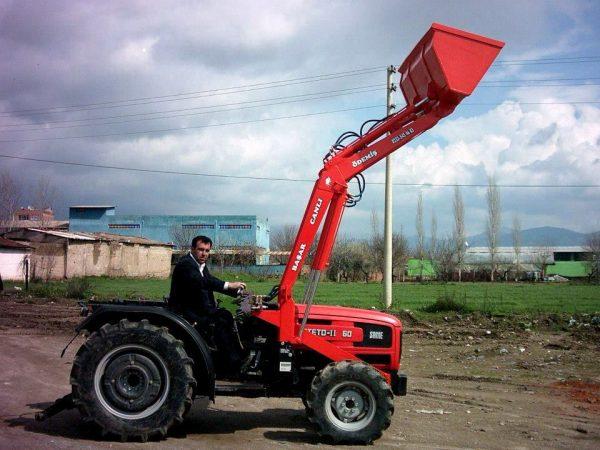 satılık traktör kepçe ön yükleyici kepçe (4)