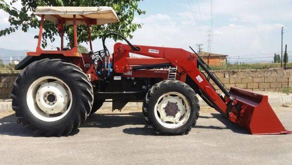satılık traktör kepçe ön yükleyici kepçe (8)