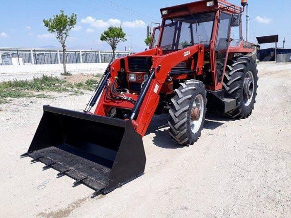 satılık traktör kepçe ön yükleyici kepçe (9)