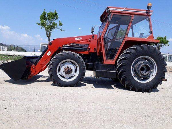 satılık traktör kepçe ön yükleyici kepçe Tümosan (1)