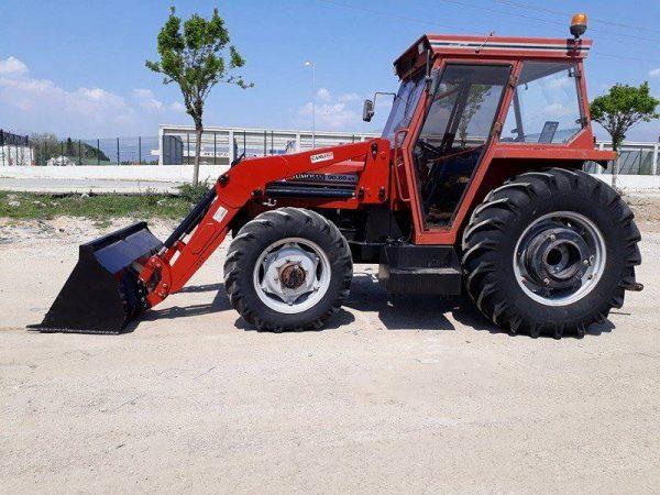 satılık traktör kepçe ön yükleyici kepçe Tümosan (2)