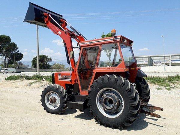 satılık traktör kepçe ön yükleyici kepçe Tümosan (3)