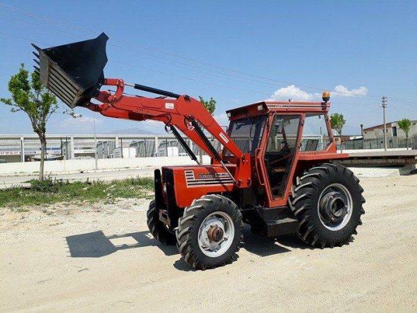 satılık traktör kepçe ön yükleyici kepçe Tümosan 9 (3)