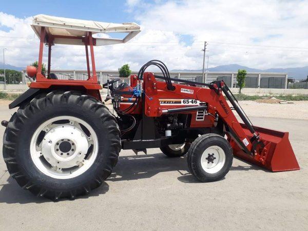 satılık traktör kepçe traktör ön yükleyici kepçe (2)