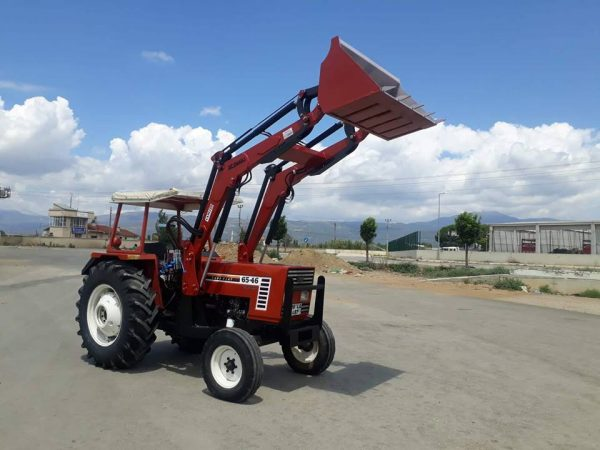 satılık traktör kepçe traktör ön yükleyici kepçe (3)