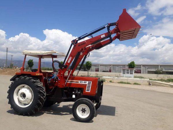 satılık traktör kepçe traktör ön yükleyici kepçe (4)