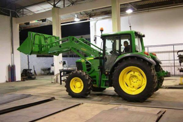 traktör ön yükleyici kepçe (5)