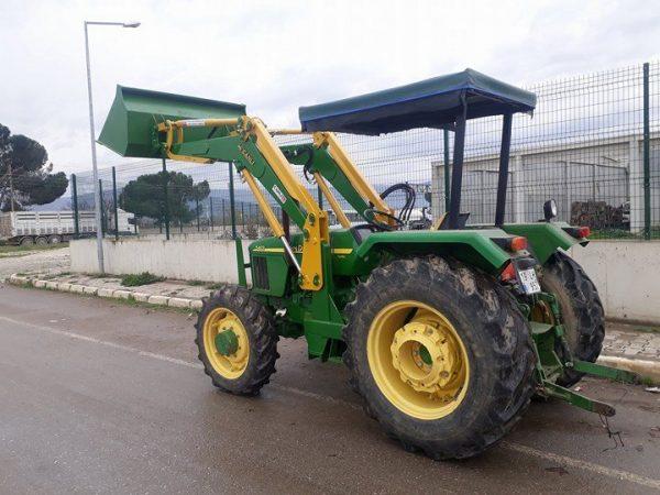 traktör ön yükleyici kepçe imalatı ödemiş
