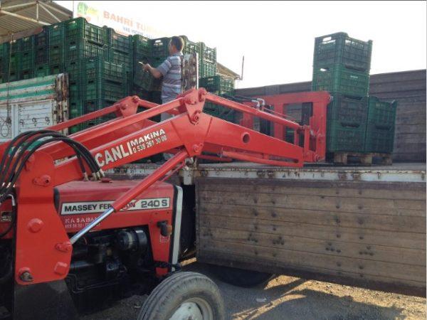 traktör forklift imalatı ödemiş