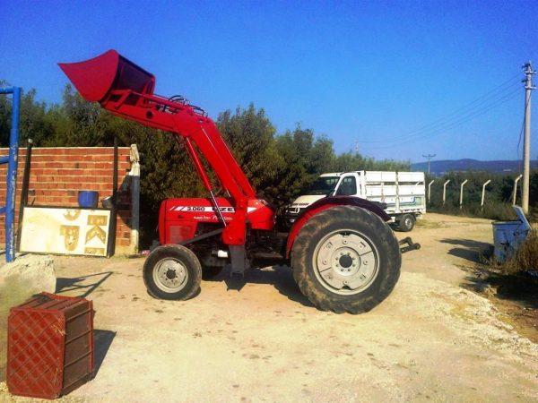 traktör kepçe ön kepçe ön yükleyici kepçe