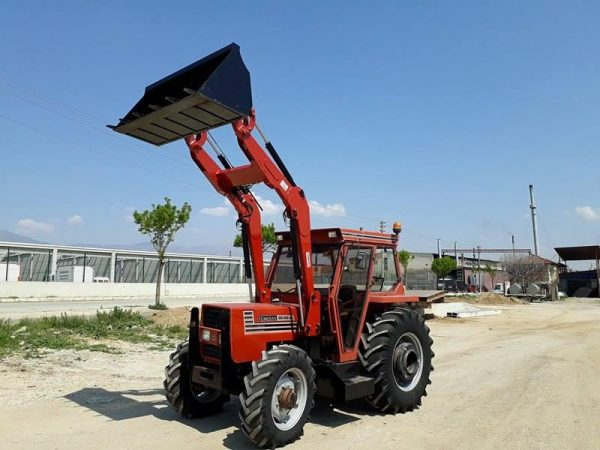 traktör kepçe ön yükleyici kepçe Tümosan (9)