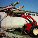 Tomruk yukleyici traktor kepce ters tomruk kepce imalati odemis izmir