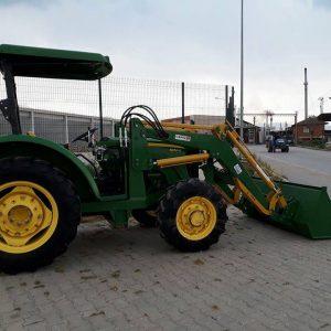 traktör ön yükleyici kepçe imalatı