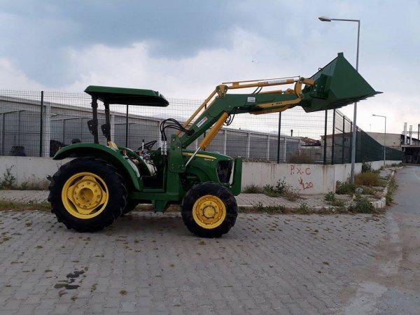 traktör ön yükleyici kepçe imalatı (2)