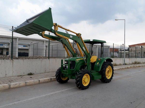 traktör ön yükleyici kepçe imalatı satılık . (2)