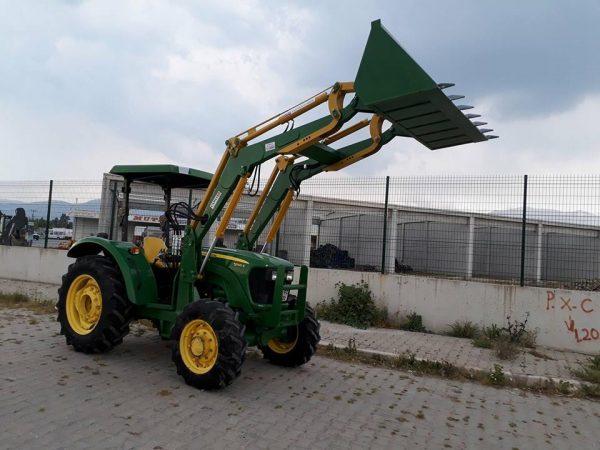 traktör ön yükleyici kepçe imalatı satılık ..