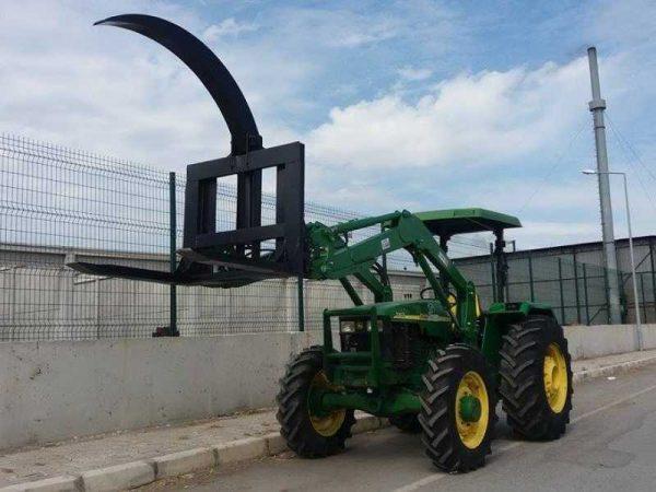 traktör tomruk kepçe imalatı satılık ödemiş