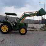 traktor on yukleyici kepce imalati odemis izmir